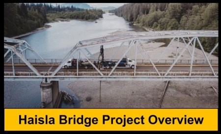 Haisla Bridge Replacement Project Overview