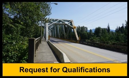 Request for Qualifications, Haisla Bridge Replacement Project